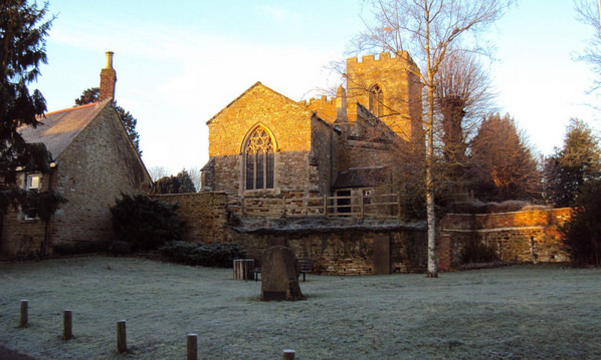 Holcot Parish