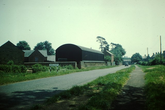 Holcot : Photos from the 1960's